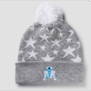 Star wars disney R2D2 BEANIE HAT